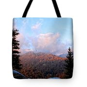 San Jacinto Mountains - California Tote Bag by Glenn McCarthy Art and Photography