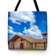 San Javier, Bolivia Church Tote Bag