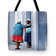 San Joaquin Gossip Tote Bag