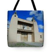 San Jose De Gracia Number 1 Tote Bag