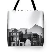 San Jose Graphic Skyline Tote Bag