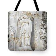 San Jose Madonna And Child Tote Bag