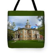 San Juan County Courthouse Tote Bag