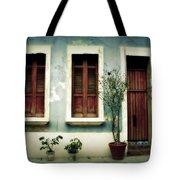 San Juan Living 3 Tote Bag by Perry Webster