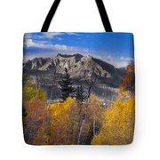 San Juan Mountains Tote Bag