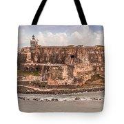San Juan Puerto Rico Fort  Tote Bag