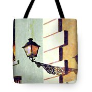 San Juan Street Lamp Tote Bag