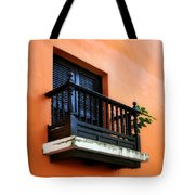 San Juan Window Tote Bag