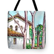 San Louis Obispo Mission Tote Bag