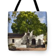 San Luis Mission Tote Bag