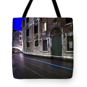 San Marco By Nightt Tote Bag