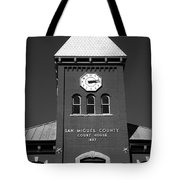 San Miguel County Courthouse Tote Bag