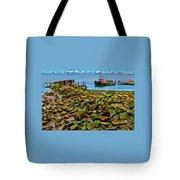 San Pablo Bay California Tote Bag