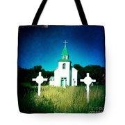 San Patricio Church IIi Tote Bag
