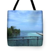 San Pedro Belize Tote Bag