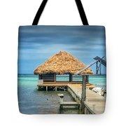 San Pedro La Isla Bonita Tote Bag