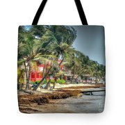 San Pedro Windy Day Tote Bag