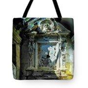 San Rocco Chapel Ruins - Cappella San Rocco Rovine Tote Bag