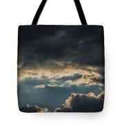 San Salvador Sunset 6 Tote Bag