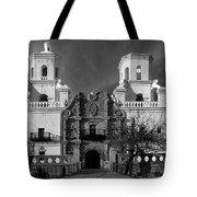San Xavier Del Bac Mission Tote Bag