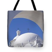 San Xavier Del Bac Tote Bag