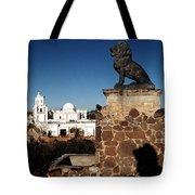 San Xavier Lions Tote Bag