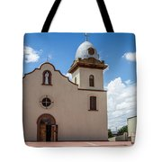 San Ysleta Mission Tote Bag