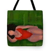 Alternative Curves Tote Bag