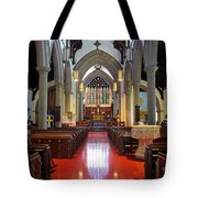 Sanctuary Christ Church Cathedral 1 Tote Bag