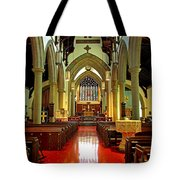 Sanctuary Christ Church Cathedral 2 Tote Bag