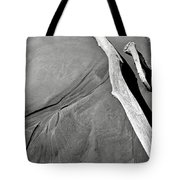 Sand And Driftwood Tote Bag