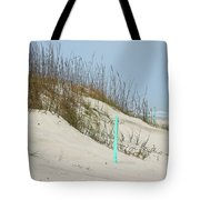 Sand And Grass Tote Bag