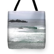 Sand And Sea 9 Tote Bag