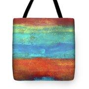 Sand And Sea I Tote Bag