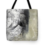 Sand And Steel- Abstract Art Tote Bag