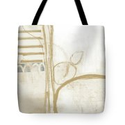 Sand And Stone 3- Contemporary Abstract Art By Linda Woods Tote Bag