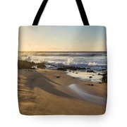 Sand And Sun Flare Tote Bag