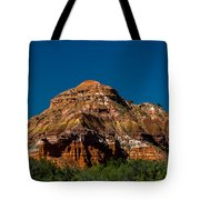 Sand Art Monument Tote Bag