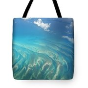 Sand Banks Tote Bag