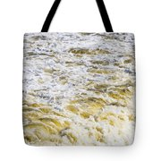 Sand Beach And Wave 5 Tote Bag