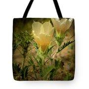 Sand Blazing Star Flower 1 Tote Bag