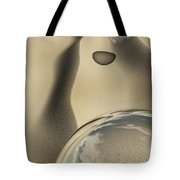 Sand Bubbles Tote Bag