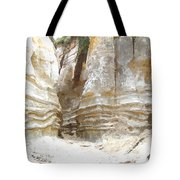 Sand Canyon Of San Clemente Tote Bag
