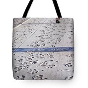 Sand Dance Tote Bag