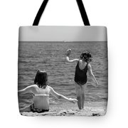 Sand Dancers Tote Bag