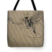 Sand Doodles Tote Bag