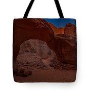 Sand Dune Arch II Tote Bag