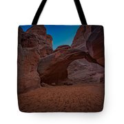 Sand Dune Arch Tote Bag