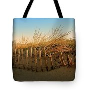 Sand Dune In Late September - Jersey Shore Tote Bag
