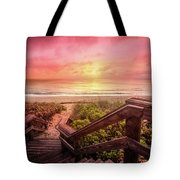 Sand Dune Morning Tote Bag